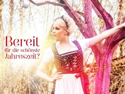 bereit für die schönste Jahreszeit in Rosenheim? Wiesn 2015