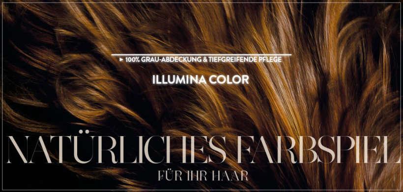 Haarfarbe, die auch pflegt von Ihrem Friseur in Rosenheim
