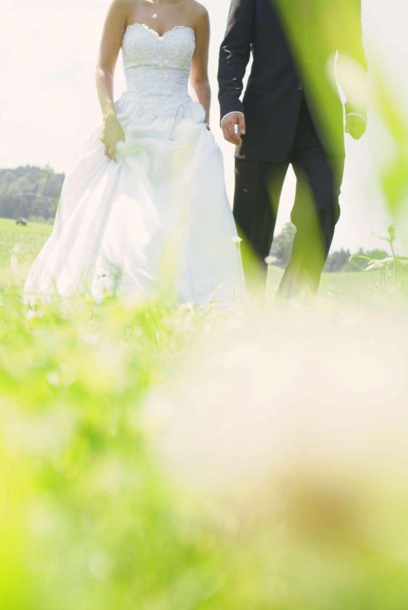 Hochzeitsfrisur - perfekt für den schönsten Tag - in Rosenheim bei Ihrem Friseur Louys